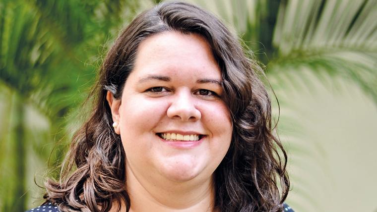 """Mariane Romeiro: """"São necessárias políticas públicas para incentivar o produtor a recuperar as pastagens degradadas"""""""