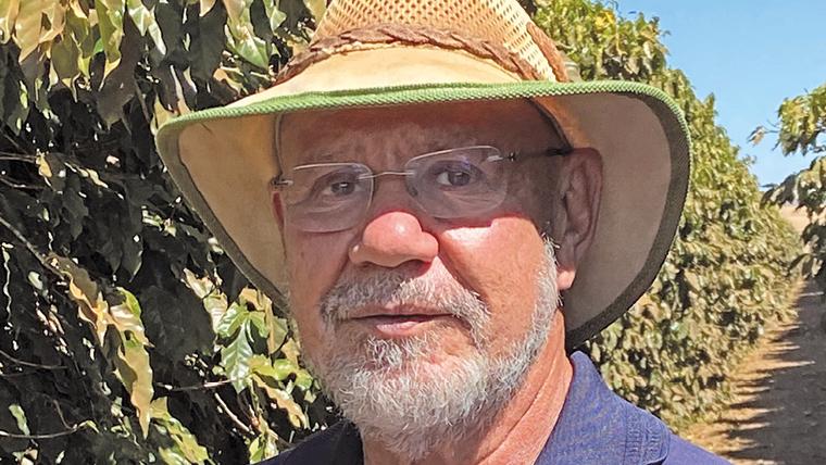 """Álvaro: """"Cafés de Goiás concentram mais açúcares porque amadurecem devagar"""""""
